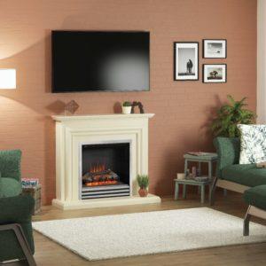 Be Modern Carina Electric Fireplace