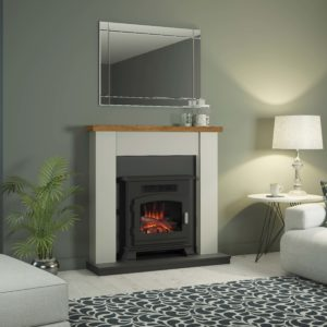 "Be Modern Ravensdale 42"" Electric Fireplace"