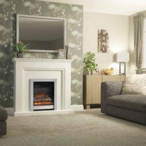 Be Modern Westcroft Electric Fireplace