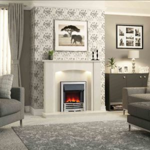 Be Modern Somerton Marble Surround